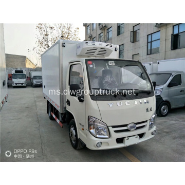 Single-row cab YUEJIN 95Hp trak sejuk 4x2 kecil